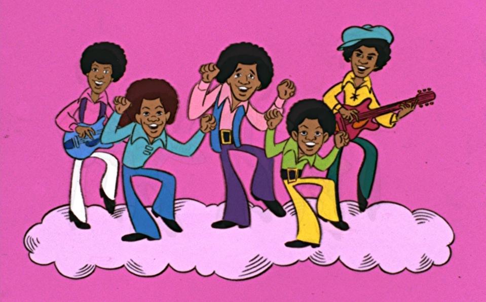 Jackson5 Pink
