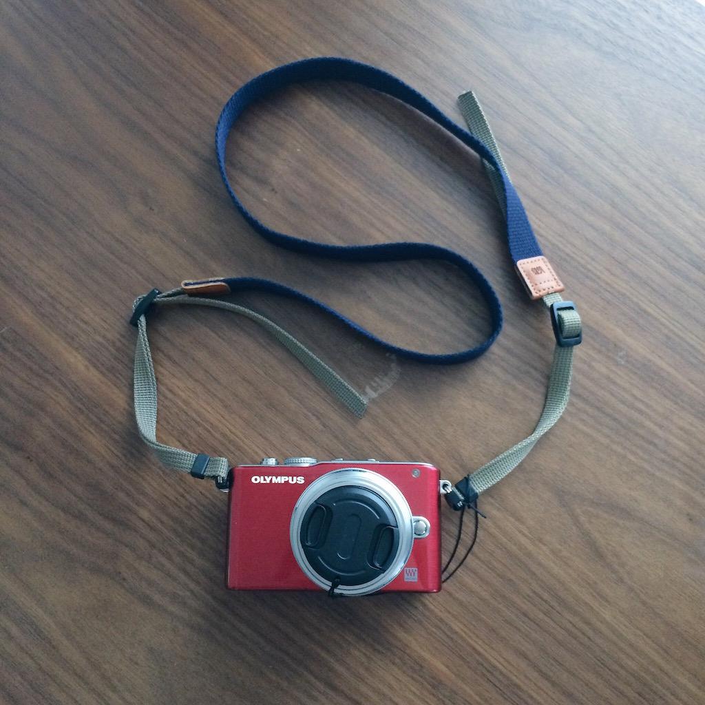 ミラーレス一眼レフカメラ・OLYMPUS PEN LITE E-PL3